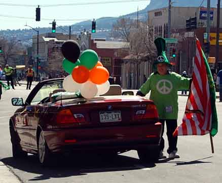 St. Patricks Day Parade 2009
