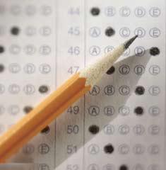 test pencil