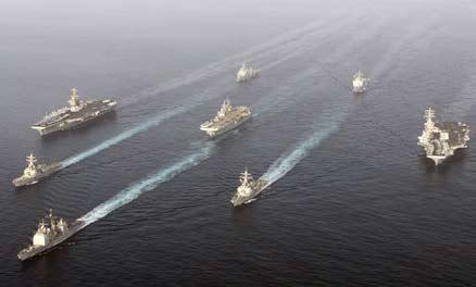 US fleet
