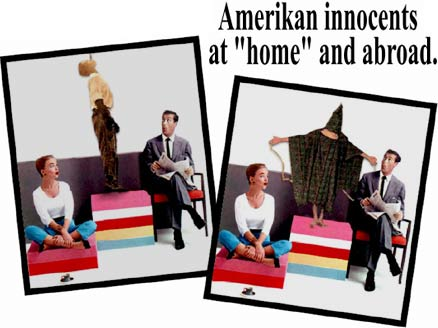 Americans at home and abroad