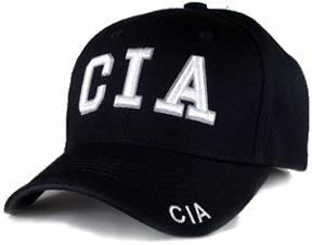 CIA cap