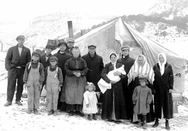 A Colorado coal mining family