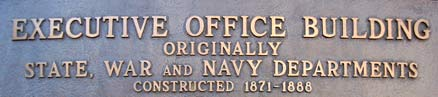 State War and Navy Departments