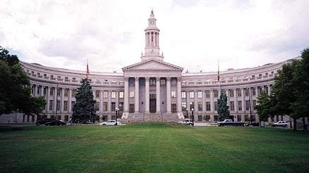 Denver Courthouse