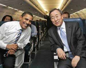 obama and ban-ki-moon