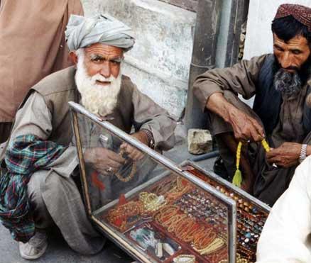 Quetta traders