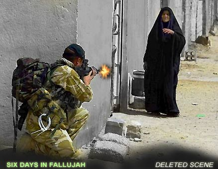 Screenshot of Six Days in Fallujah first person shooter by Atomic