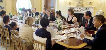 Jewish Seder hosted at the White House