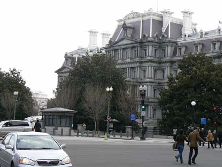 The Executive Office Building