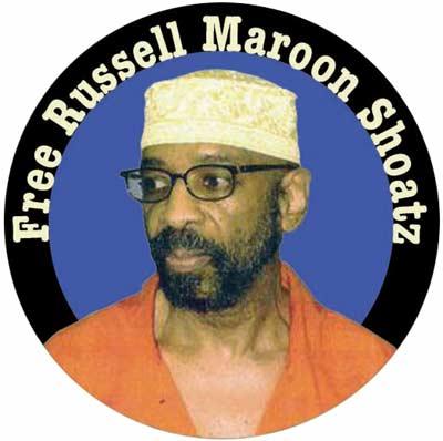 Russell maroon shoatz