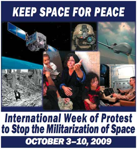 Keep Space for Peace