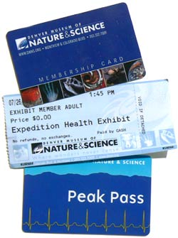 denver museum peak pass