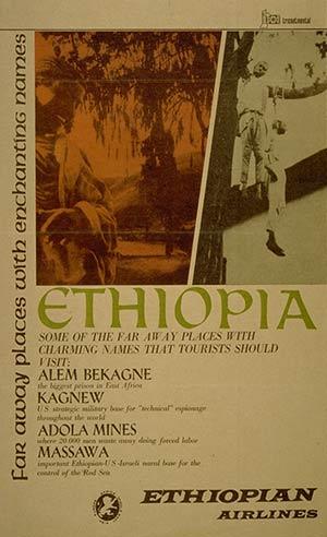 Ethiopia enchanting places