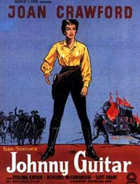 Joan Crawford stars in Johnny Guitar