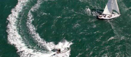 Laura Dekker sails aboard Guppy