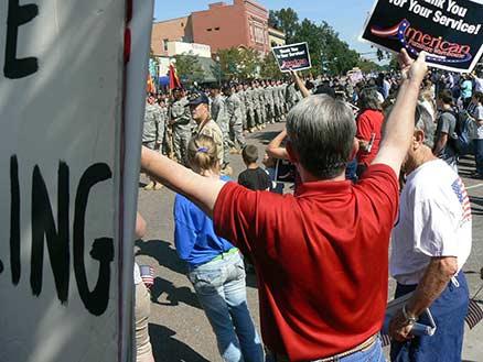 Colorado Springs Tejon Street Parade August 29, 2009