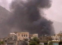 Yemen-fighting-bombing