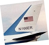 Does the presidential plane say NIGGER?