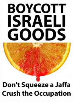 Boycott Divestment and Sanctions