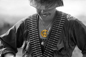 American GI in Vietnam