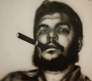 Cuban Five member Antonion Guerrero sketch