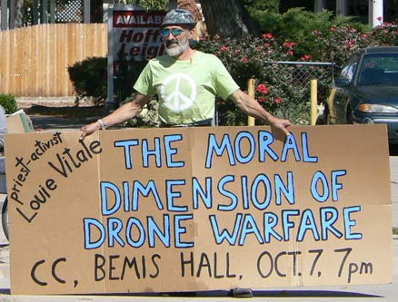 The moral dimension of drone war